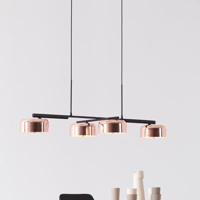 Lalu 4-Light Drum Pendant