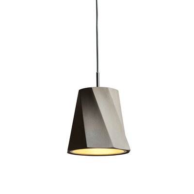Castle Swing 1-Light Mini Pendant Size: 78.7H x 7.4W x 7.4D