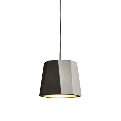 Castle Rock 1-Light Mini Pendant