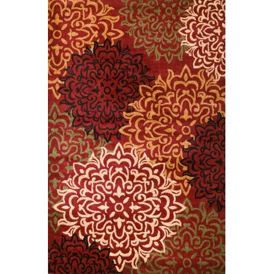 Summit Beige Area Rug Rug Size: 5 x 7