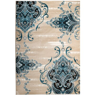 Chatham Taupe Area Rug Rug Size: 74 x 106