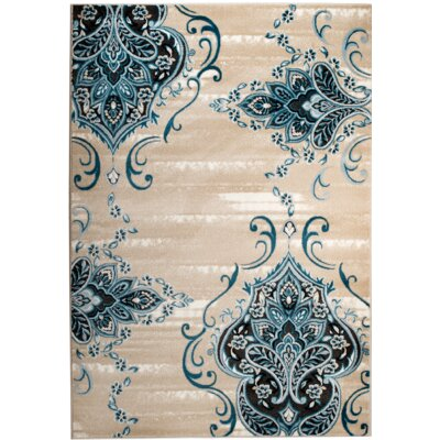 Chatham Taupe Area Rug Rug Size: 110 x 211