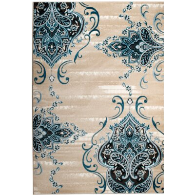 Chatham Taupe Area Rug Rug Size: 5 x 7