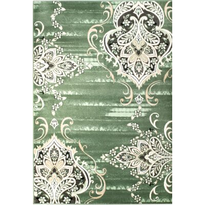 Chatham Green Area Rug Rug Size: 5 x 7