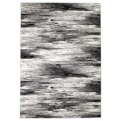 Shawn Gray Area Rug Rug Size: 74 x 106