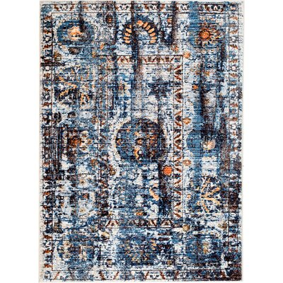 Andrews Taupe Area Rug Rug Size: 711 x 102