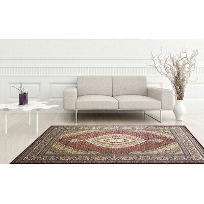 Anora Mahi Wool Area Rug Rug Size: 5 x 7