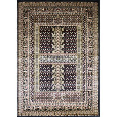Dewayne Brown Area Rug Rug Size: Rectangle 9 x 12
