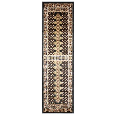 Dewayne Brown Area Rug Rug Size: Runner 2' x 7'