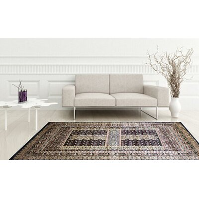 Dewayne Brown Area Rug Rug Size: Rectangle 37 x 5