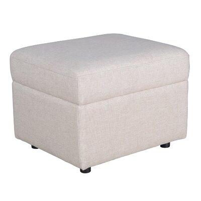 Soho Comfort Ottoman Upholstery: Beige