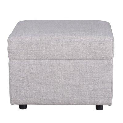 Soho Ottoman Upholstery: Gray
