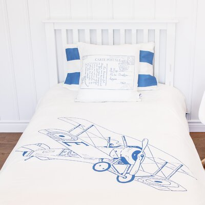 Biplane Duvet Cover Collection