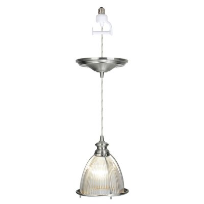 Boden 1-Light Glass Shape Mini Pendant