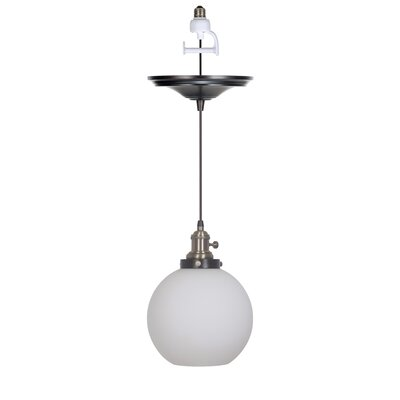 Instant 1-Light Globe Pendant