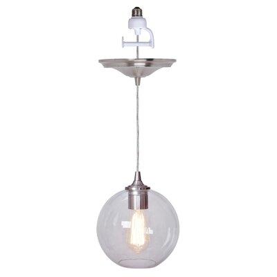 Instant 1-Light Globe Pendant
