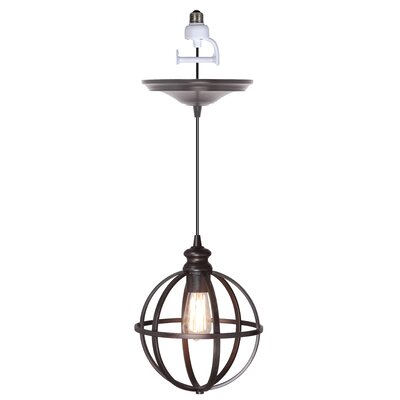 Kwandell 1-Light Globe Pendant