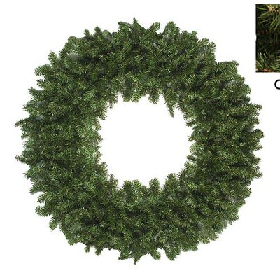 Commercial Size Canadian Pine Artificial Christmas Wreath