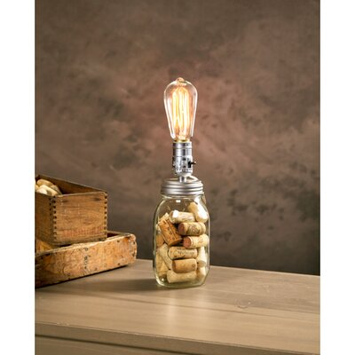 Cleveland Vintage Lighting Canning Jar Light Bulb Lamp Adapter