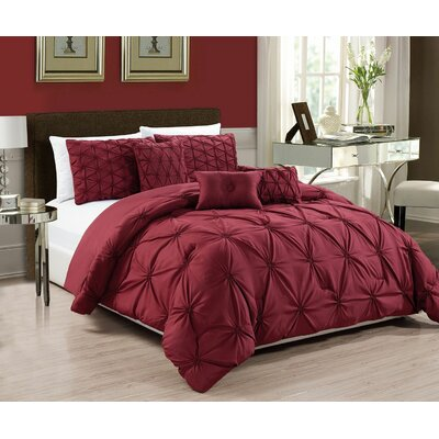 RT Designer's Collection Cosmo 6 Piece Comforter Set CMCQ00413