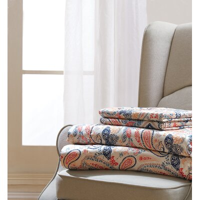Carlinville Ainsley Sheet Set Size: Twin