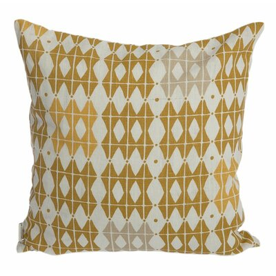 Square 50 Cushion Cover Upholstery: Sauterne