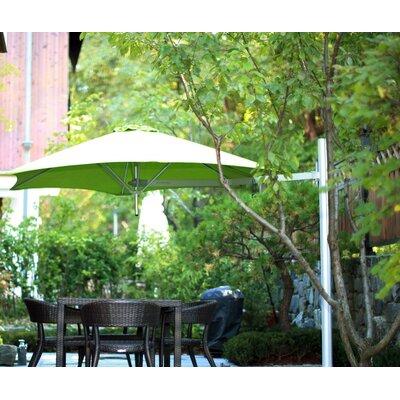 9 Paraflex Cantilever Umbrella Fabric: Sunbrella Acrylic - Macaw