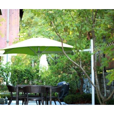 7 Paraflex Cantilever Umbrella Fabric: Sunbrella Acrylic - Macaw