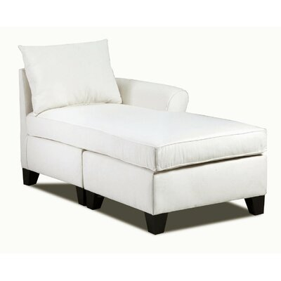 CAROLINA ACCENTS Belle Meade Right Chaise Lounge - Color: Light Slate at Sears.com