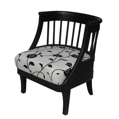 Tiffany Fabric Barrel Chair