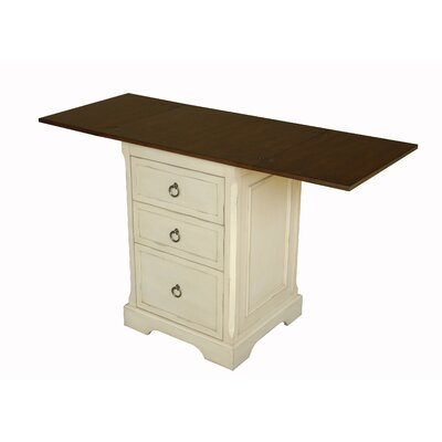 Carolina Accents Lancaster Kitchen Island - Kitchen Island - Portable Kitchen Islands Shop
