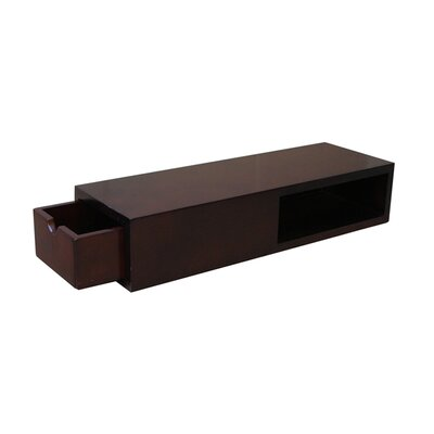 CAROLINA ACCENTS Monterey Shelf with Open Storage (Set of 2) at Sears.com