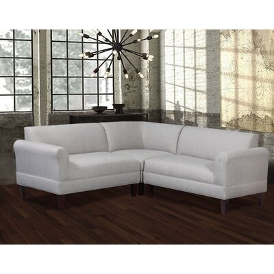 Carolina Accents Briley 3- Piece- JBLN Briley Sectional Upholstery
