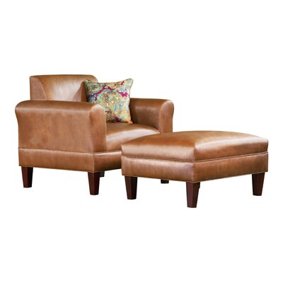 Tracy Porter Armchair with Accent Pillow