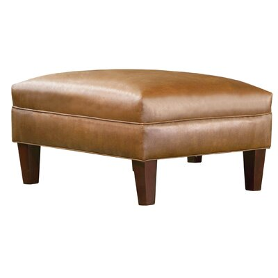 Tracy Porter Ottoman Upholstery: Gunslinger Saddle