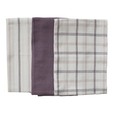 3 Piece ELS Cotton Kitchen Towel Set RM2119230759A
