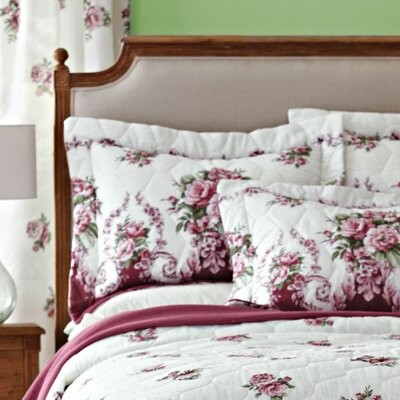 Bloomfield Rose Sham