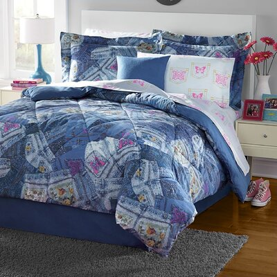 Jeans Bed-In-A-Bag Set Size: Full