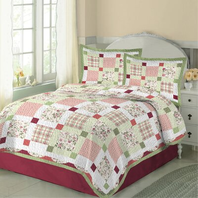 Darcy Quilt Size: Full/Queen