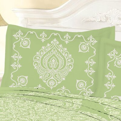 Sage Richmond Jacquard Sham