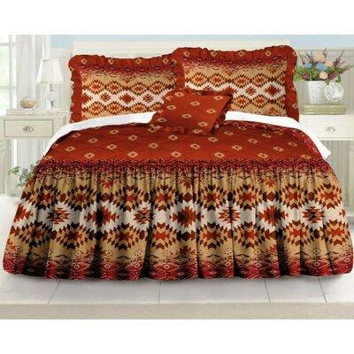 Taos Bedspread Size: King
