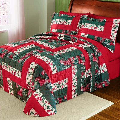 Caledonia Bedspread Size: King