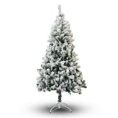 5' Snow Flocked Artificial Christmas Tree