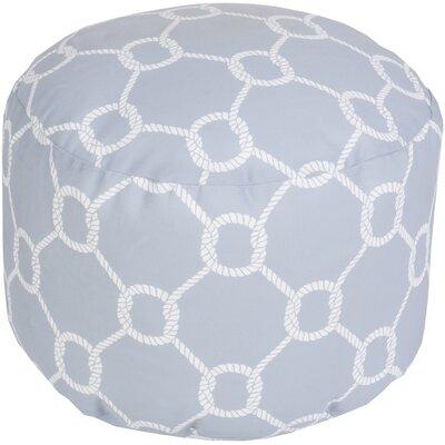 Ann Arbor Pouf Upholstery: Light Gray