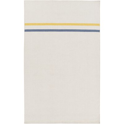 Lansing Hand woven Gray Area Rug Rug Size: Rectangle 5 x 8