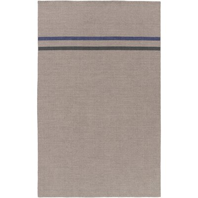 Lansing Hand Woven Gray Area Rug Rug Size: 8 x 11