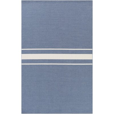 Lansing Hand Woven Blue Area Rug Rug Size: 2 x 3