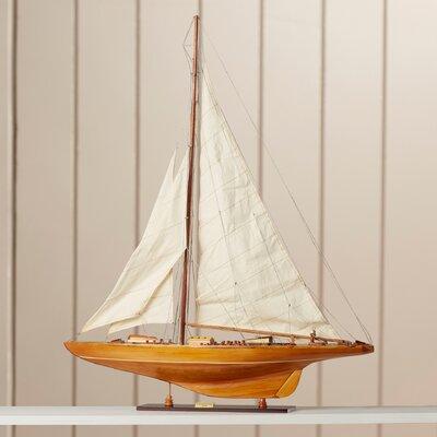 Endeavor Model Boat