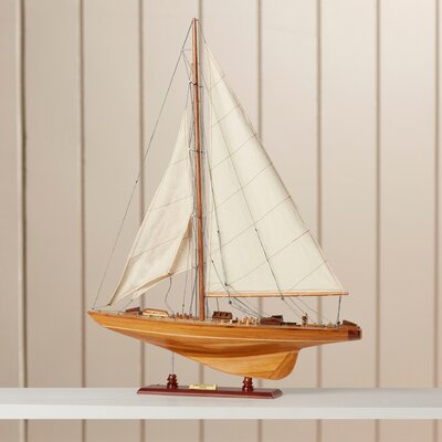 Small Endeavour Model Boat