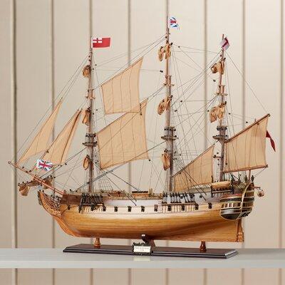 HMS Surprise Model Boat